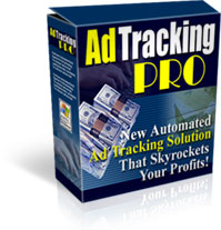 Click to view Ad Tracker Pro 1.0 screenshot